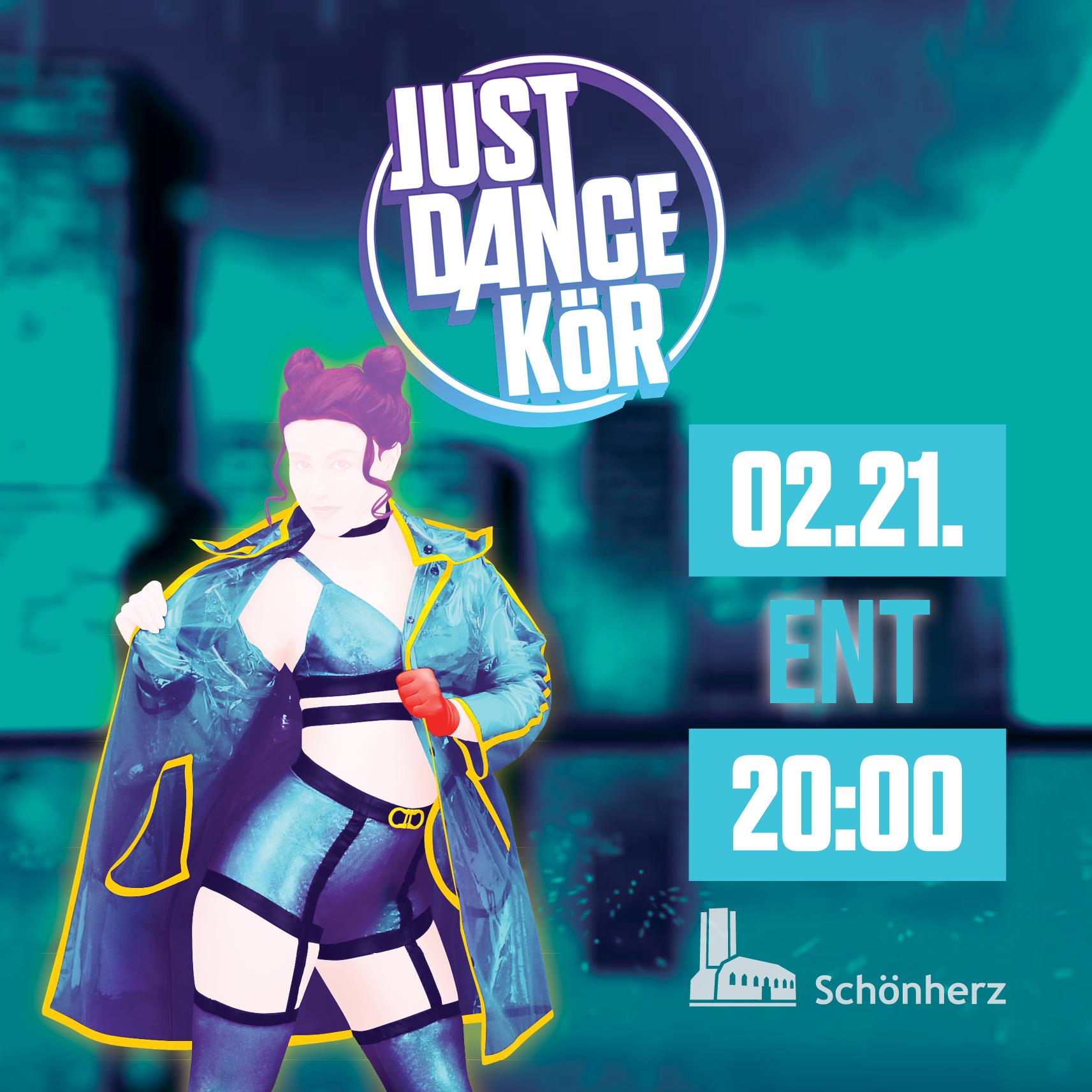 Szezonnyitó Just Dance Buli
